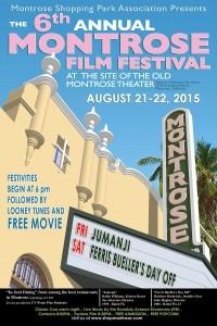 Montrose film festival