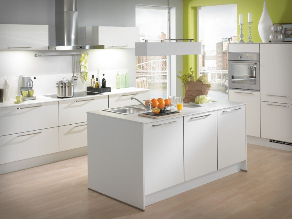 kitchen white with a pop of color real estate resale in la canada flintridge