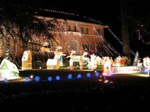 Los Angeles Holiday Lights Display