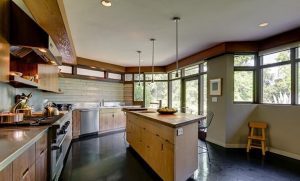 Lloyd wright kitchen