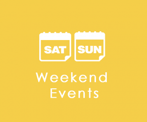 fun things to do this weekend